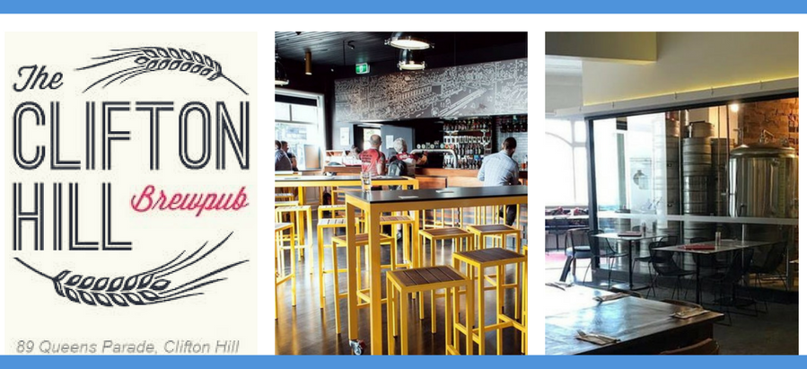 guide to Clifton Hill - a brew pub